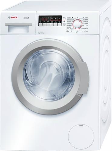 """מכונת כביסה פתח קידמי Bosch WAK24260IL 8 ק""""ג בוש"""