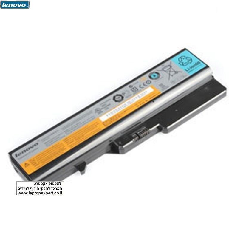 סוללה מקורית למחשב נייד לנובו Lenovo G465 G470 Z465 Z470 V360 V370 Laptop Battery - 6 Cell L09C6Y02 , L09L6Y02