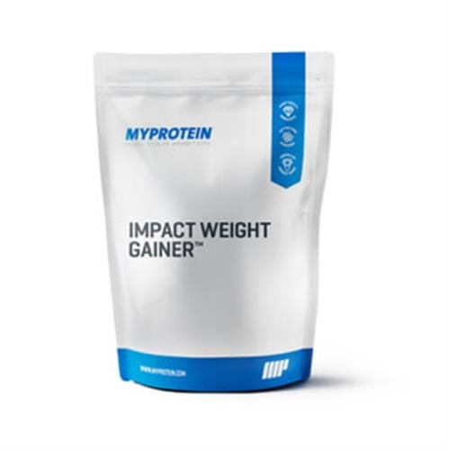 גיינר ביחס 1:1.5 IMPACT WEIGHT GAINER by MYPROTEIN New and Improved Reformulation