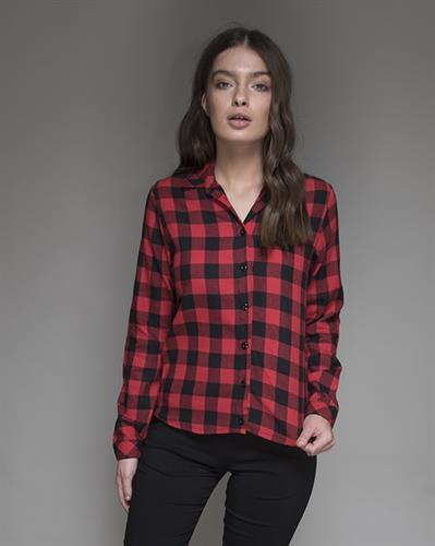 חולצה ליאו אדום