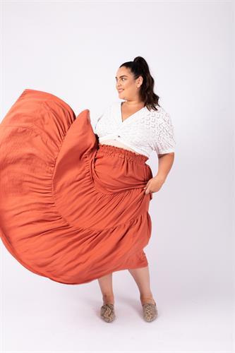 חצאית גולדי בריק