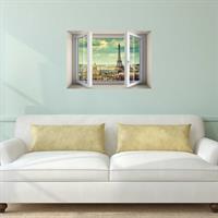 חלון בנישה מגדל אייפל בפאריס