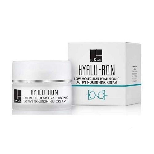 """ד""""ר כדיר היאלו רון קרם מזין פעיל חומצה היאלורונית - Dr. Kadir Hyalu-Ron Hyaluronic Nourishing Cream"""