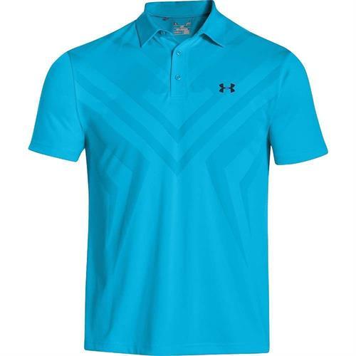 חולצת פולו אנדר ארמור לגבר 1258904-478  Under Armour Men's HeatGear® ArmourVent™ Polos