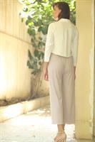 מכנסיים שרוך קשירה