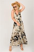 שמלת מיקונוס שחורה