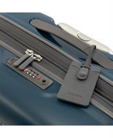 """מזוודה עליה למטוס קשיחה מעולה פוליפרופילן """"20 RICARDO BEVERLY HILLS כחול"""