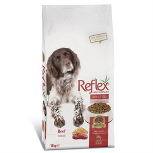 REFLEX בקר לכלבים פעילים