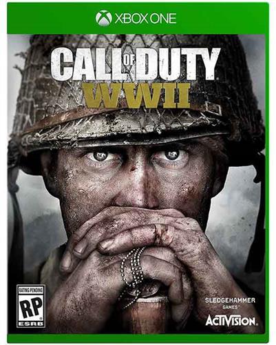 Call Of Duty WWII לקונסולת Xbox One