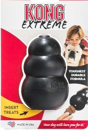 משחק תעסוקה והאכלה לכלב KONG Extreme- XXL