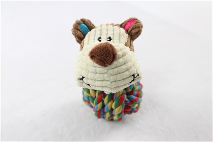 צעצוע דוב קטן עם ראש תורכי