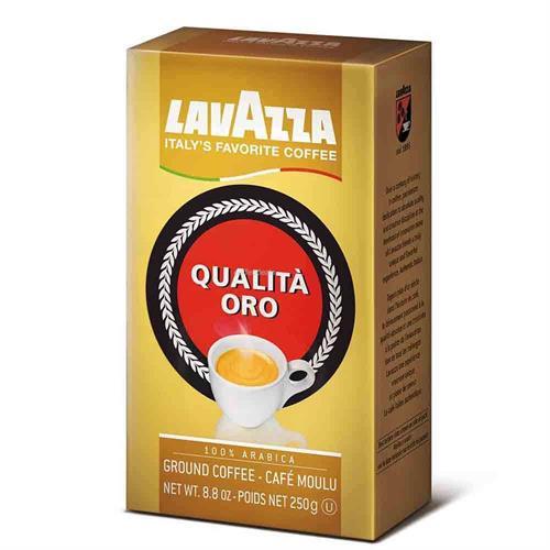 250 גרם Lavazza Qualità Oro קפה טחון