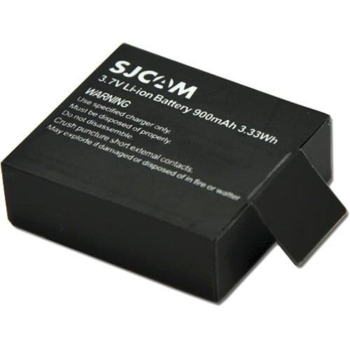 מטען ו 2 סוללות מקוריות לSJCAM SJ4000. SJ5000, M10