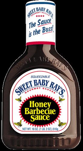 רוטב ברבקיו מעושן עם דבש