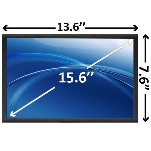 החלפת מסך למחשב נייד אייסר Acer Aspire 5516 15.6 LCD Screen CCFL 1366X768