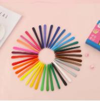 צבעי פסטל 24 צבעים ארוכים