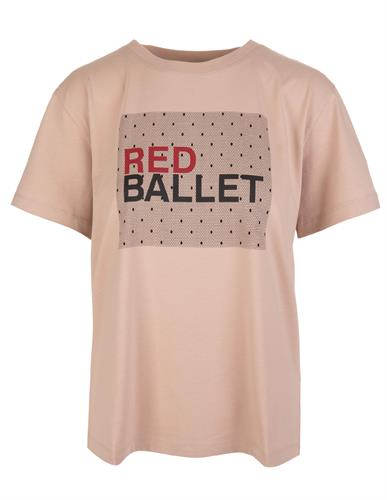 חולצה t-shirt RED VALENTINO