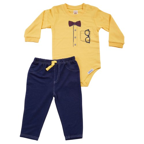 חליפת מעבר פפיון צהוב