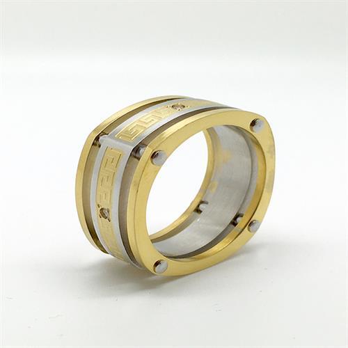 טבעת פלדה (Stainless steel) גברים MY1112009077