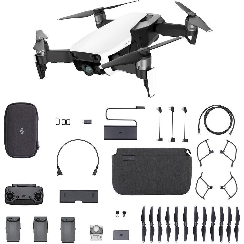 רחפן Dji Mavic Air Fly More Combo