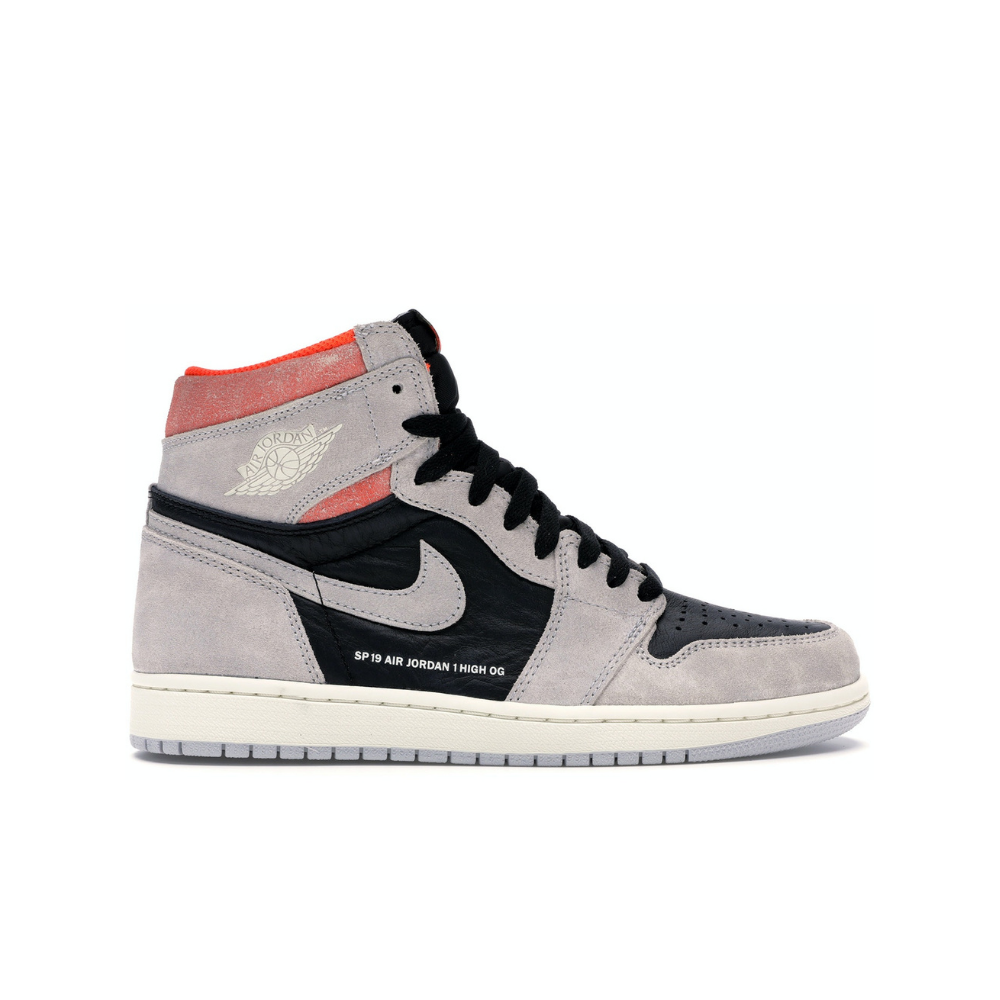 Nike Air jordan 1 Retro High Crimson
