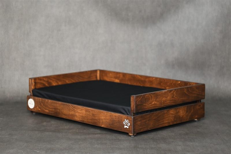 מיטה לכלב- דינגו L חום