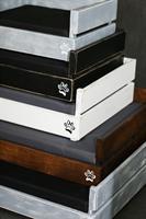 מיטה לכלב - דינגו XL לבן ווש
