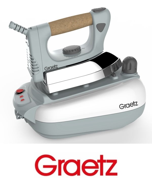 Graetz מגהץ קיטור מקצועי דגם ST97