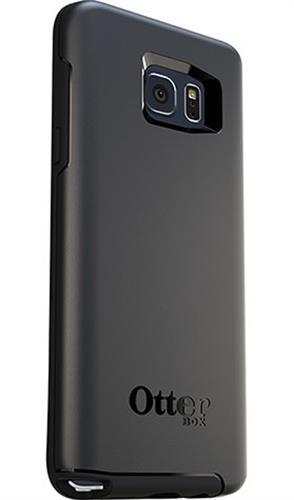 מגן נרתיק קשיח מדגם Symmetry מבית OtterBox לטלפון סלולארי דגם Samsung Galaxy Note 5