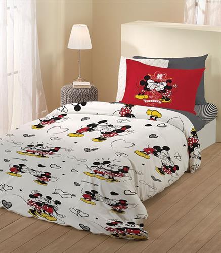 סט מלא מיטה וחצי דגם  מיקי המדהים חדש