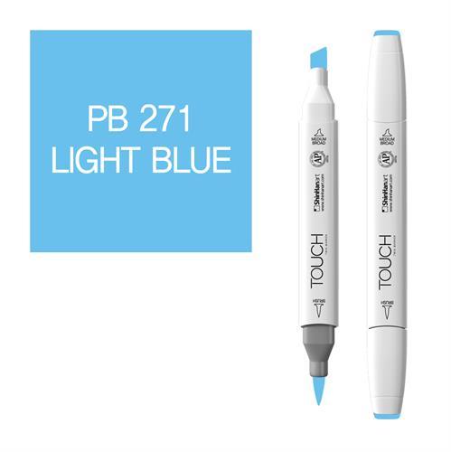 "טאץ דו""צ מכחול PB271 LIGHT BLUE"