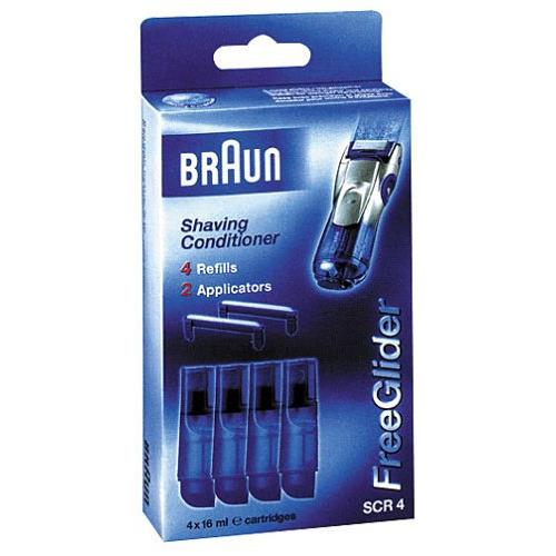 נוזל מילוי Braun SCR4 FreeGlider