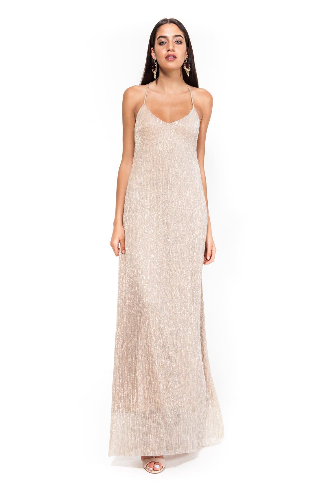 שמלת איזבל זהב