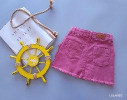 חצאית רוכסן דגם 8407