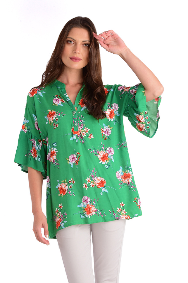 חולצה רוני ירוק