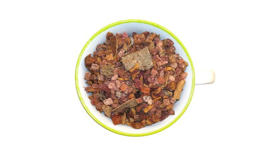 חליטת תה סיידר חם 100 גרם