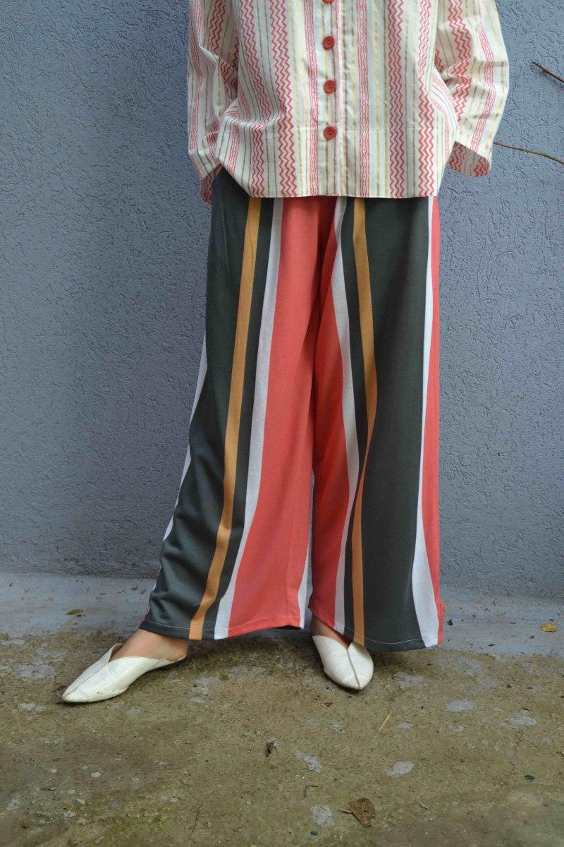 מכנסי סריג מושלמות והכי נעימות שיש - דגם נועה