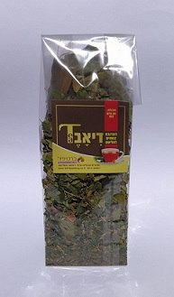 טיאבT - תערובת צמחים לחליטה לסוכרתיים