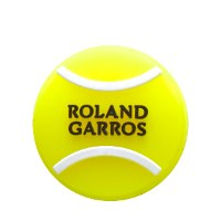 זוג בולמי זעזועים  Roland Garros Dampener Yellow