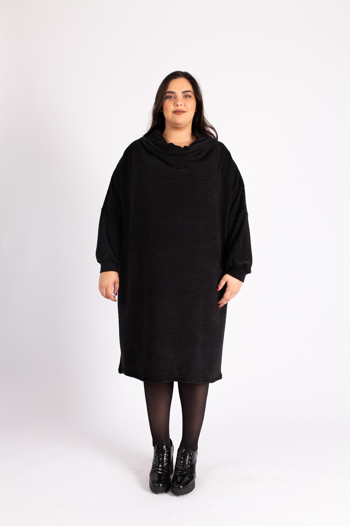 שמלת גלרי שחורה