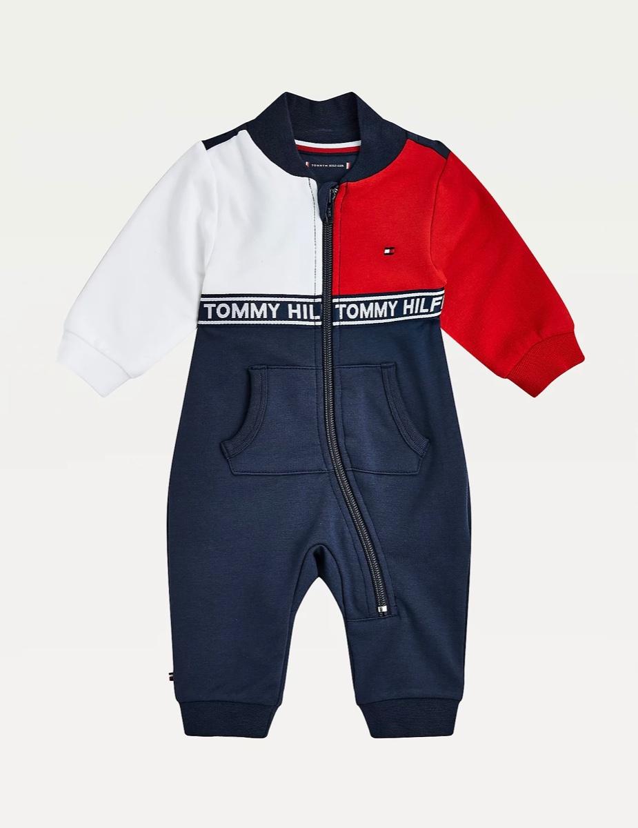 Tommy Hilfiger אוברול פוטר לתינוק מידות NB-12 חודשים