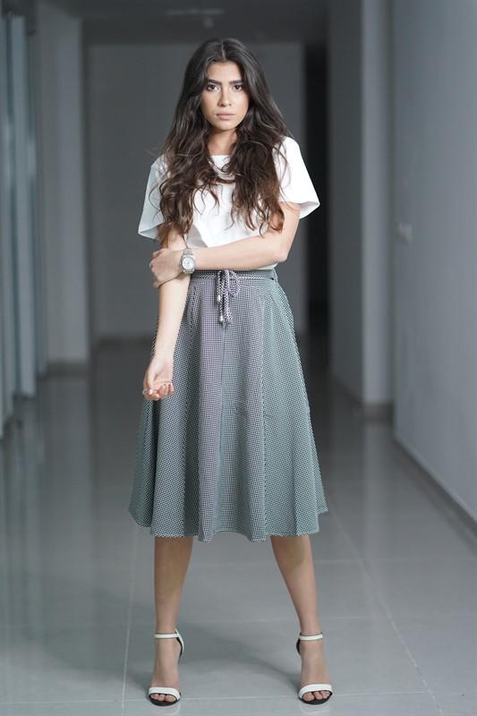 חצאית קלוש מתוקה