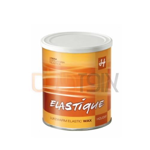 שעווה לבנה מתקלפת Elastique With Titanium Dioxide 800 ml
