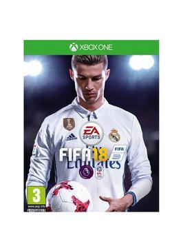 אירופאי XBOX One FIFA 18
