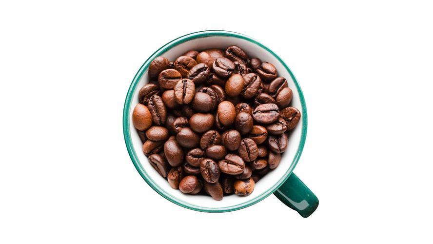 פולי קפה מובחר 100 גרם