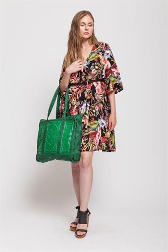 שמלה פרחונית אריזונה