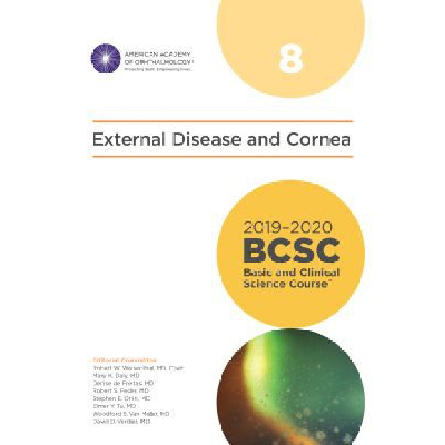 2019-2020 Basic and Clinical Science Course, Section 08: External Disease and Cornea
