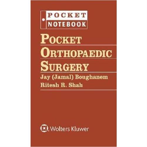 Pocket Orthopaedic Surgery