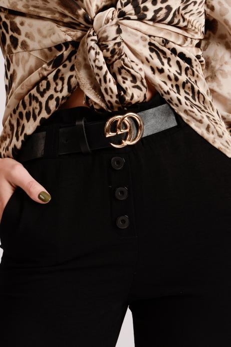 מכנס סיגר כפתורים