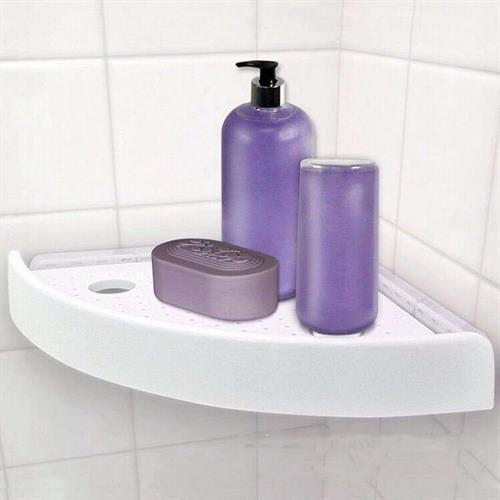 מדף תלייה למקלחת ללא שום ברגים